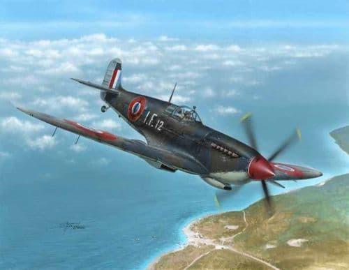 Special Hobby 1/48 Supermarine Seafire Mk.III 'Aeronavale & Irish Air Corps' # 48138