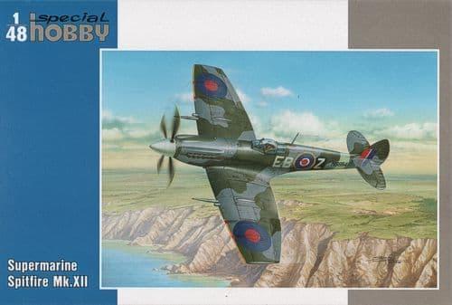 Special Hobby 1/48 Supermarine Spitfire Mk.XII # 48107
