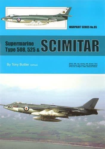 Supermarine Scimitar - By Tony Buttler AMRAeS