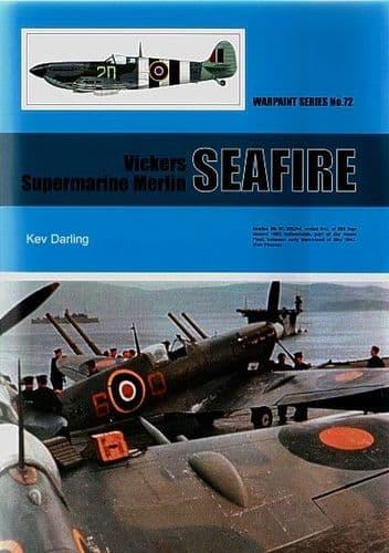 Supermarine Seafire - By Kev Darling
