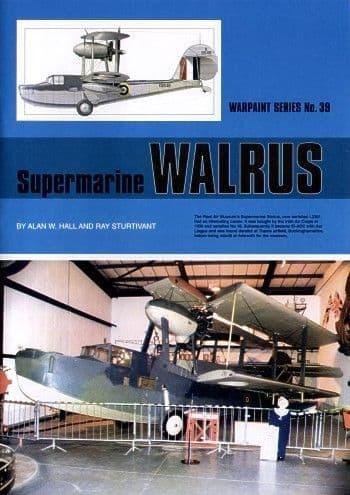 Supermarine Walrus Mk.I - By Alan W.Hall & Ray Sturtivant