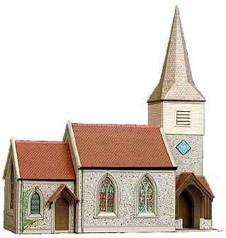 Superquick 1/72 Country Church (B29) # 99029