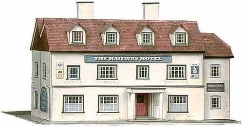 Superquick 1/72 Railway Hotel (B33) # 99033