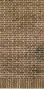 Superquick 1/72 Red Brick Building Paper (D1) # 99071