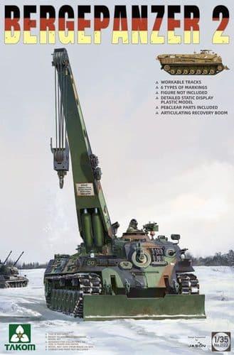 Takom 1/35 Bergepanzer 2 # 02122