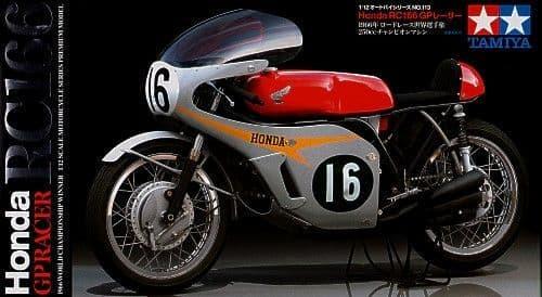 Tamiya 1/12 Honda RC166 GP Racer # 14113