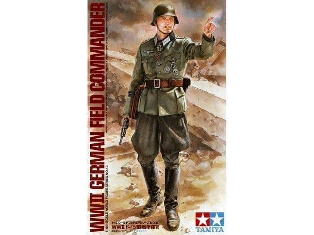 Tamiya 1/16 WWII German Field Commander # 36313