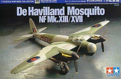 Tamiya 1/72 DH Mosquito NF Mk.XIII/XVII # 60765