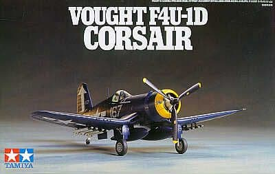 Tamiya 1/72 Vought F4U-1D Corsair # 60752