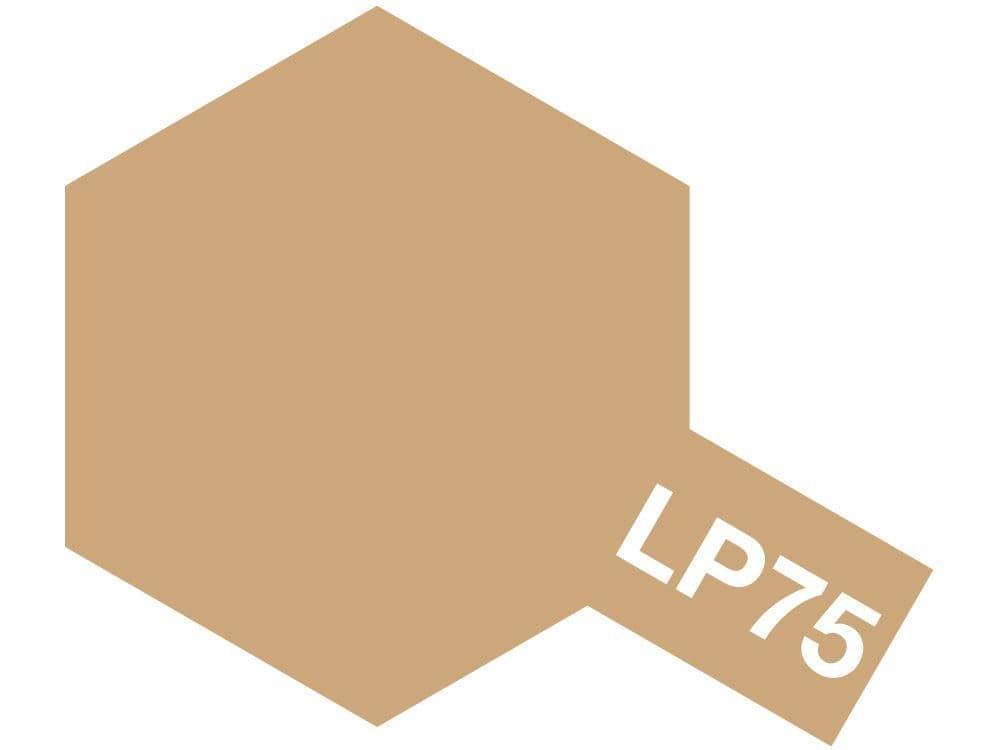 Tamiya 10ml Buff Lacquer Paint # LP-75