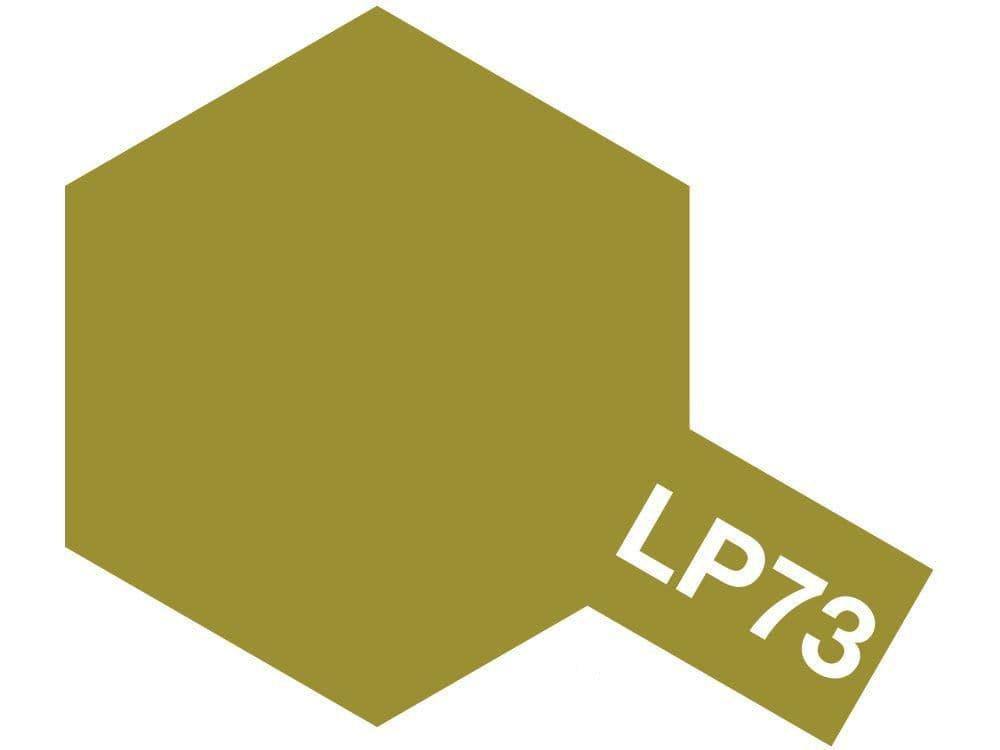 Tamiya 10ml Khaki Lacquer Paint # LP-73