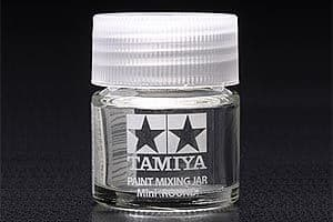 Tamiya 10ml Paint Mixing Jar # 81044