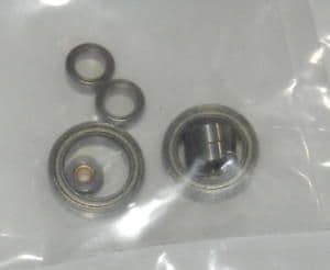 Tamiya - Ball Bearing Bag # 9444387