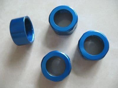 Tamiya - Damper Cap For 43532 (TRG-01 Nitrage) # 9804348