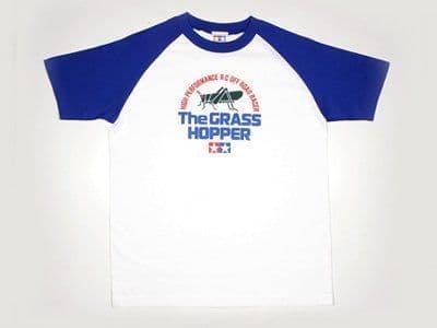 "Tamiya - (L) ""The Grasshopper"" T-Shirt with Short Sleeves # 66846"