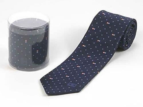 Tamiya - Logo Tie (Navy) # 66987