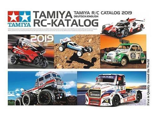 Tamiya RC Catalogue 2019/ 20 # 992019