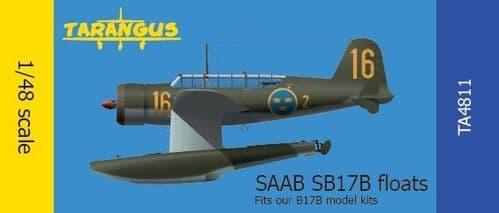 Tarangus 1/48 Saab B17B Floats # TA4811