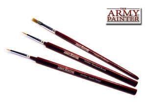 The Army Painter - Brush Starter Set # ST5101
