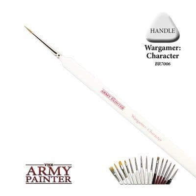 The Army Painter - Character Wargamer Brush (BR7006) # 41217
