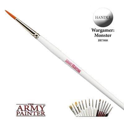The Army Painter - Monster Wargamer Brush (BR7008) # 41219