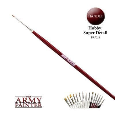 The Army Painter - Super Detail Hobby Brush (BR7016) # 41214