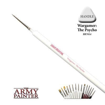 The Army Painter - The Psycho Wargamer Brush (BR7014) # 41221