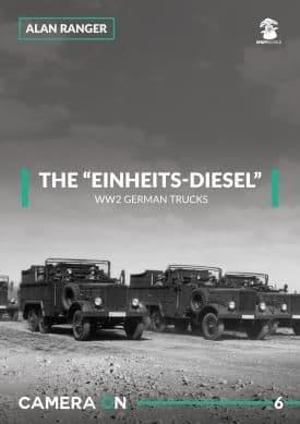 """The """"Einheits-Diesel"""" WW2 German Trucks"""
