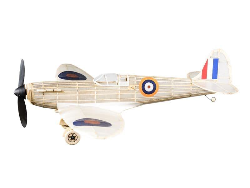 The Vintage Model - Supermarine Spitfire MK.VB Rubber-Powered Ba