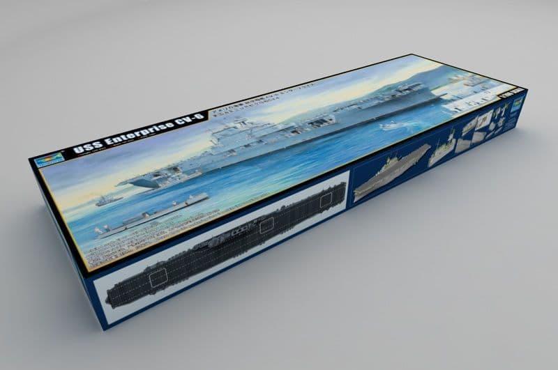 Trumpeter 1/200 USS Enterprise CV-6 # 03712