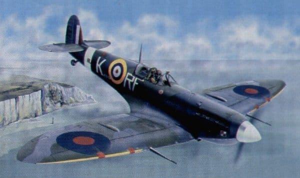 Trumpeter 1/24 Supermarine Spitfire MK.Vb # 02403
