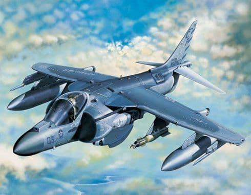 Trumpeter 1/32 AV-8B Harrier II Plus # 02286