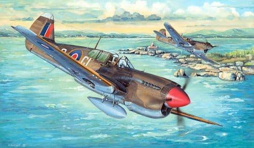 Trumpeter 1/32 Curtiss P-40M / P-40N Warhawk Kittyhawk # 02211