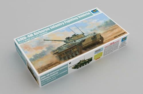 Trumpeter 1/35 BMD-4M Airborne Infantry Fighting Vehicle # 09582