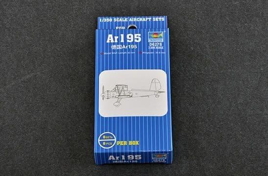 Trumpeter 1/350 Arado Ar 195 - 6 per box # 06278