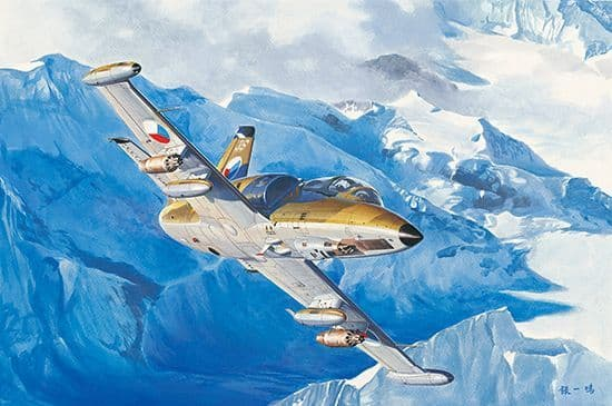 Trumpeter 1/48 Aero L-39ZA Albatross # 05805