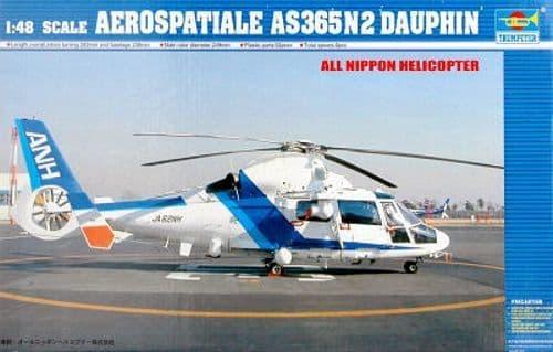Trumpeter 1/48 Aerospatiale AS.365N2 Dauphin # 02819