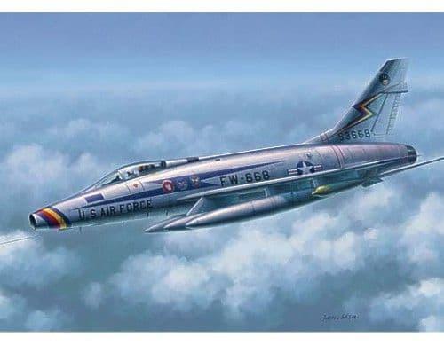 Trumpeter 1/48 F-100D Super Sabre # 02839