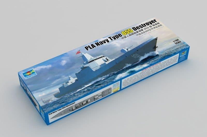 Trumpeter 1/700 PLA Navy Type 055 Destroyer # 06729