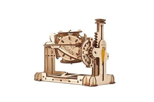 UGears Mechanical Model - Wooden Random Generator # 70146