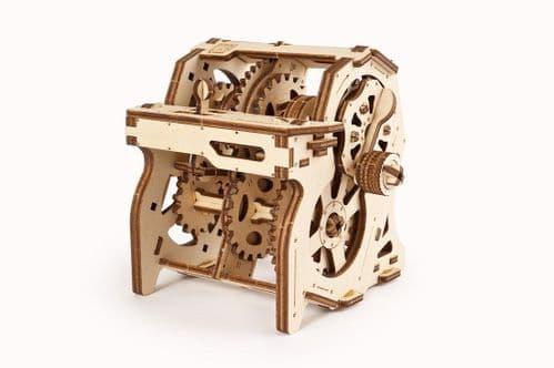 UGears Mechanical Model - Wooden Stem Lab Gearbox # 70131