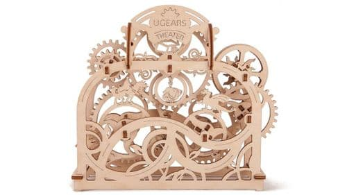 UGears Mechanical Model - Wooden Theater # 70002