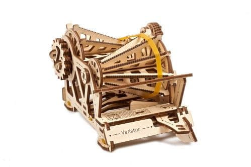 UGears Mechanical Model - Wooden Variator # 70147