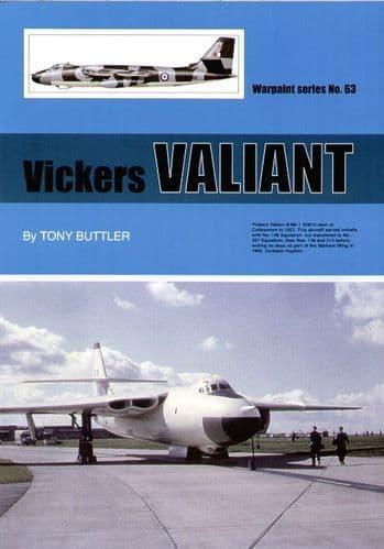Vickers Valiant Mk.1 - By Tony Buttler