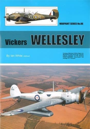 Vickers Wellesley - By Ian White