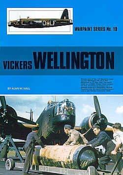 Vickers Wellington - by Alan W. Hall