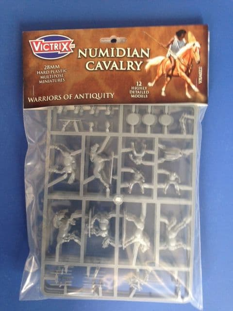 Victrix 28mm Numidian Cavalry # VXA022