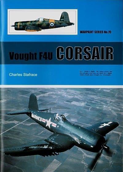 Vought F4U Corsair - By Charles Stafrace