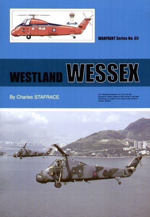 Westland Wessex - By Charles Stafrace