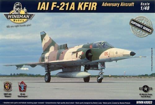 Wingman Models 1/48 F-21A Lion # K48003